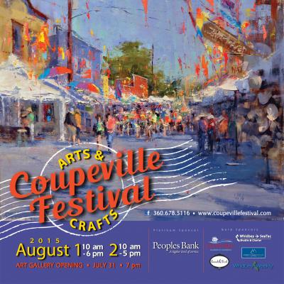 Coupeville Arts Festival